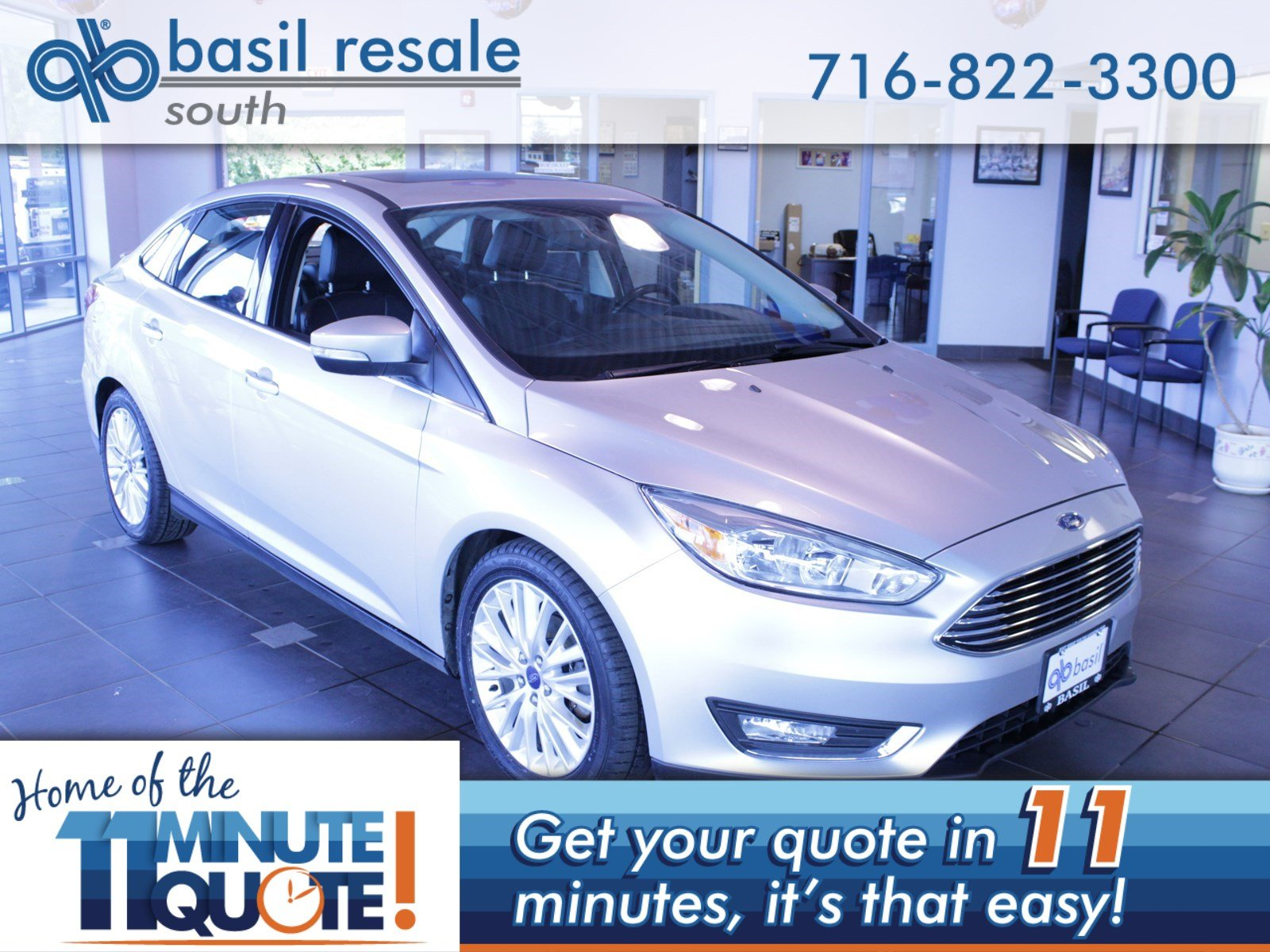 Pre Owned 2015 Ford Focus Titanium 4dr Car In Buffalo A3983 Basil 2 3 Engine Diagram Tuning