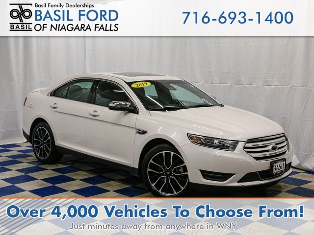 Pre-Owned 2019 Ford Taurus Limited