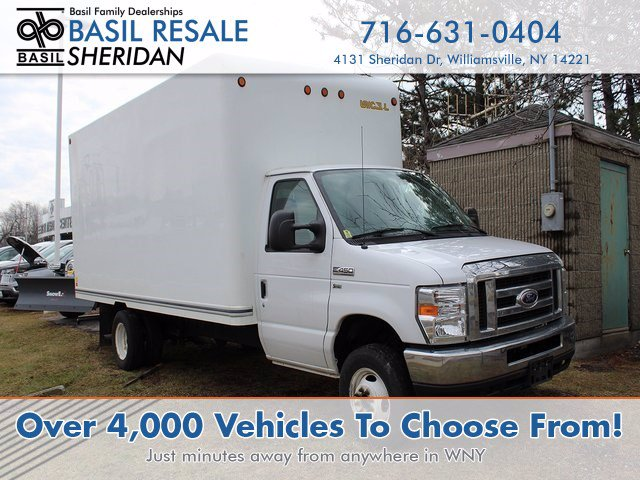Pre-Owned 2016 Ford Econoline Commercial Cutaway