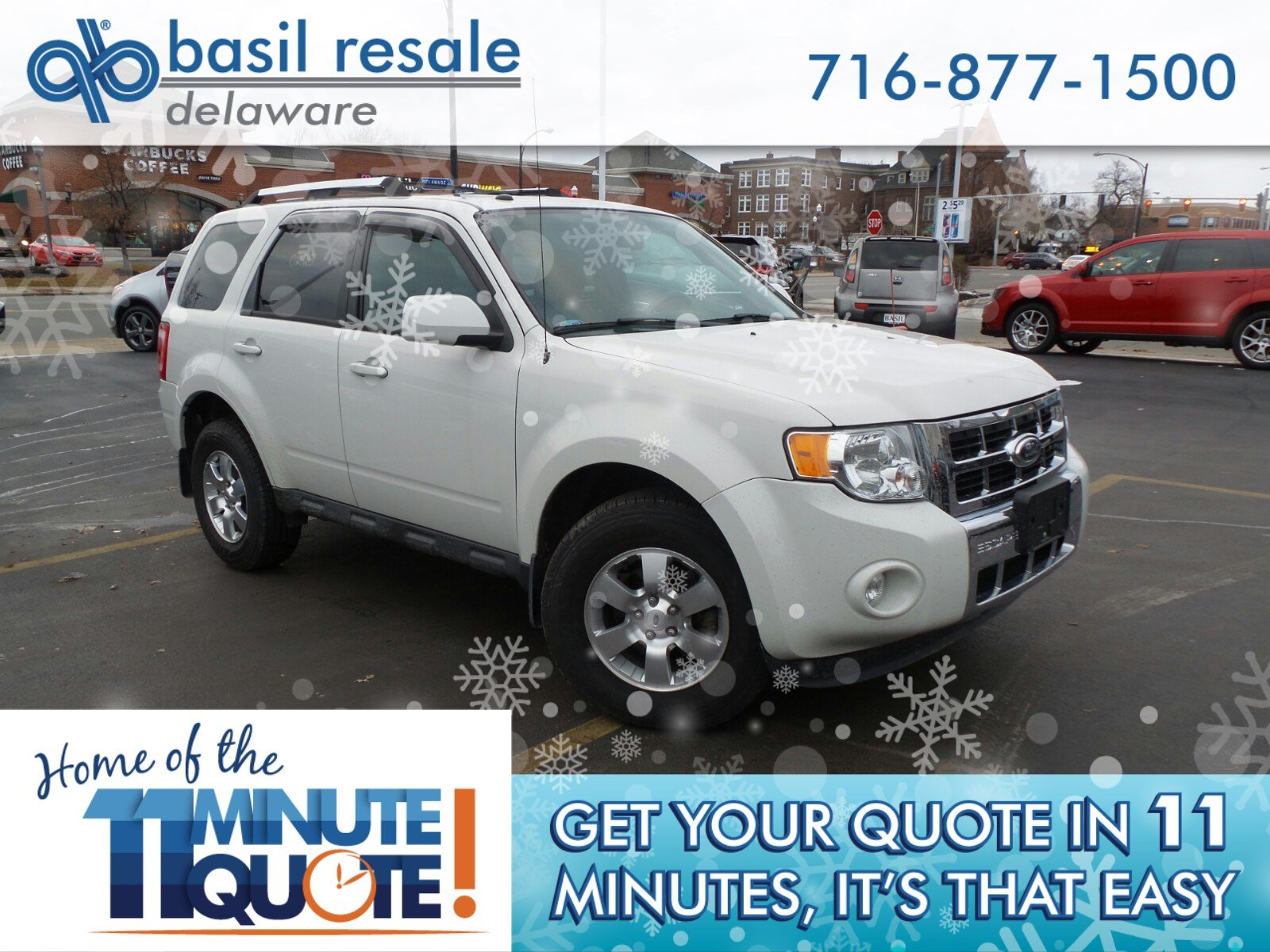 Pre owned 2012 ford escape limited