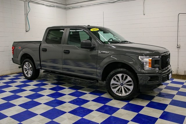 Pre Owned 2018 Ford F 150 Xl 4wd