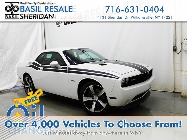 Pre-Owned 2014 Dodge Challenger R/T 100th Anniversary Appearance Gr