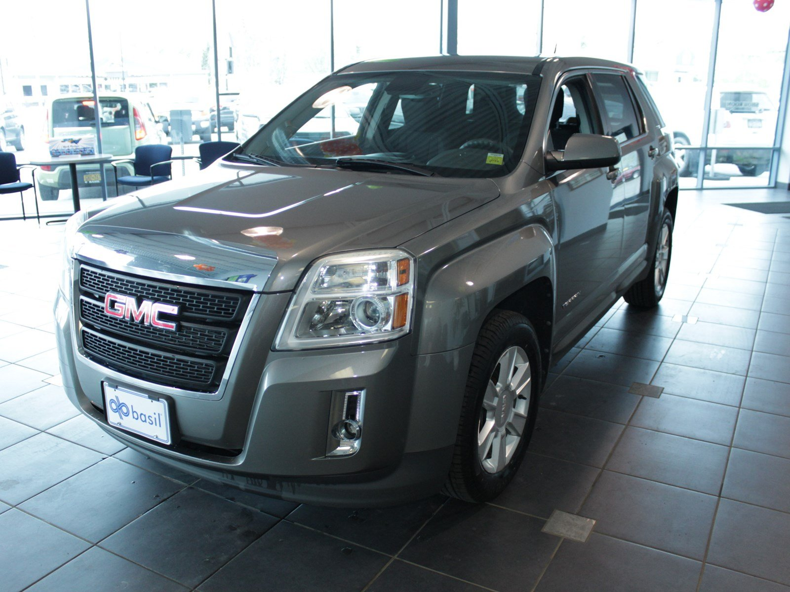 Pre Owned 2012 Gmc Terrain Sle 1 Sport Utility In Buffalo Ab3763a Yukon Fuel Filter