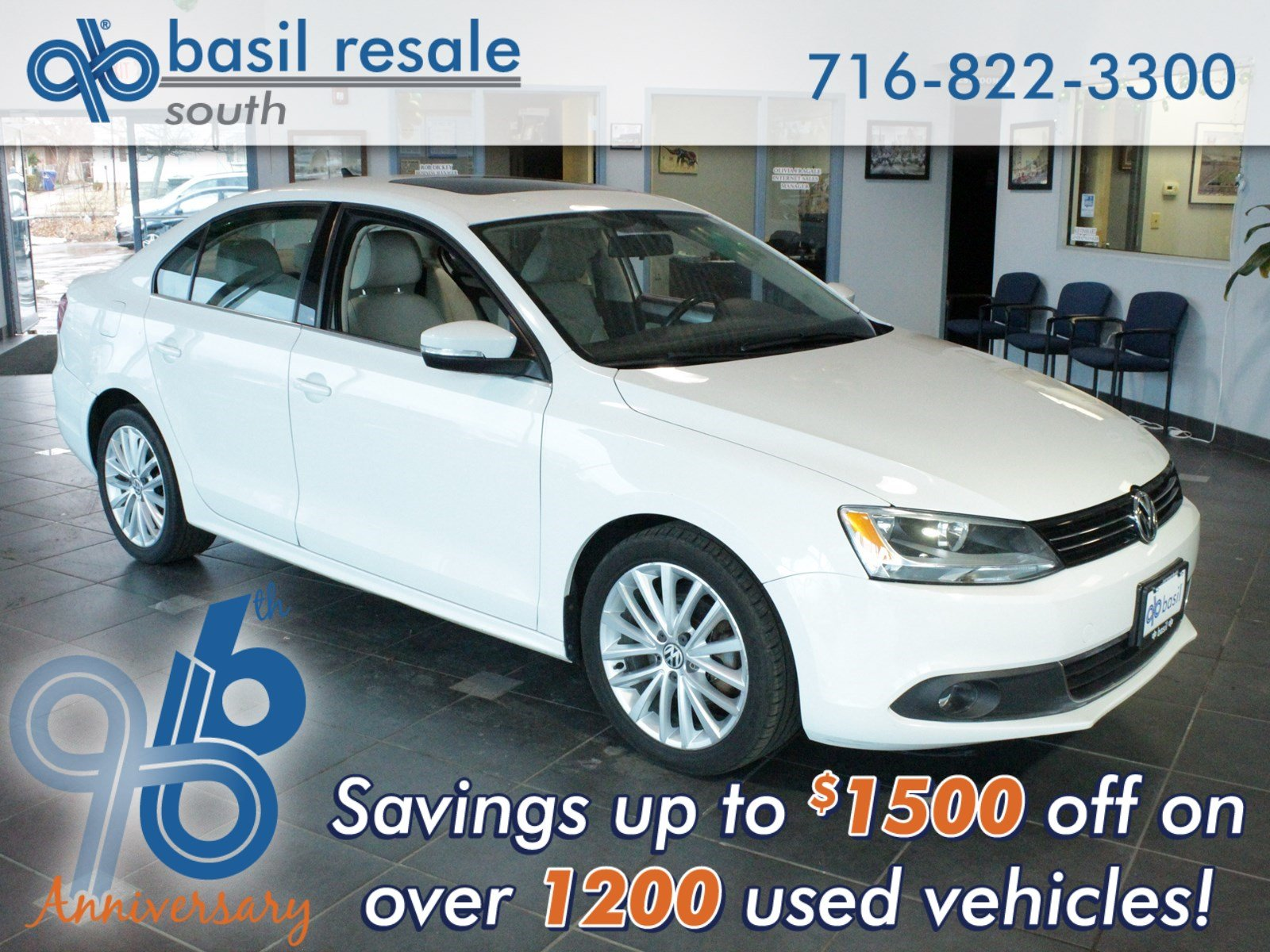 Pre-Owned 2011 Volkswagen Jetta Sedan