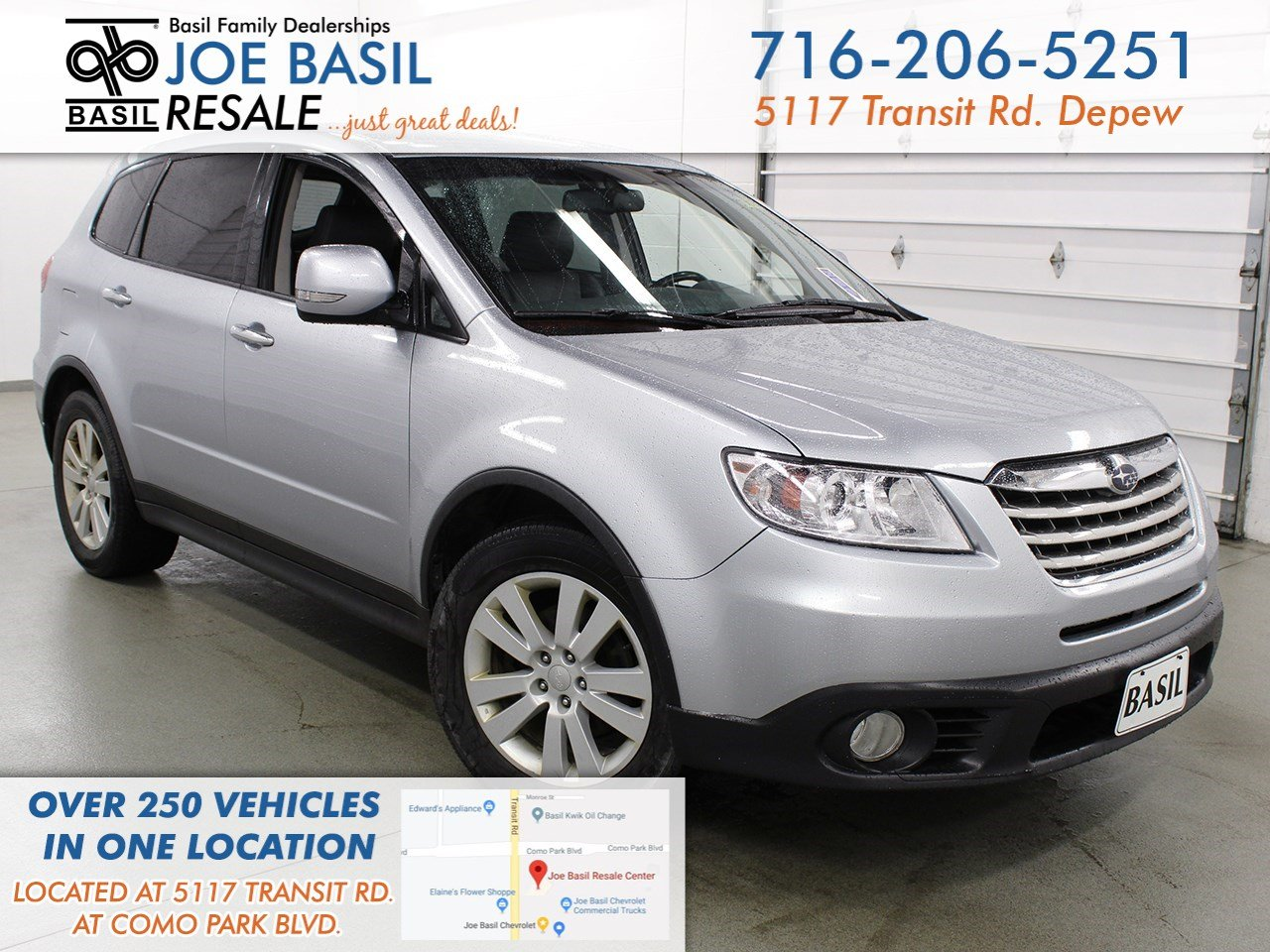 Pre-Owned 2012 Subaru Tribeca Limited