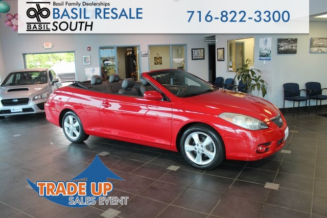 Pre-Owned 2008 Toyota Camry Solara