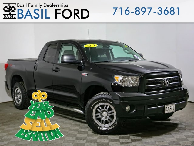 2013 Toyota Tundra For Sale >> Pre Owned 2013 Toyota Tundra Grade With Navigation 4wd
