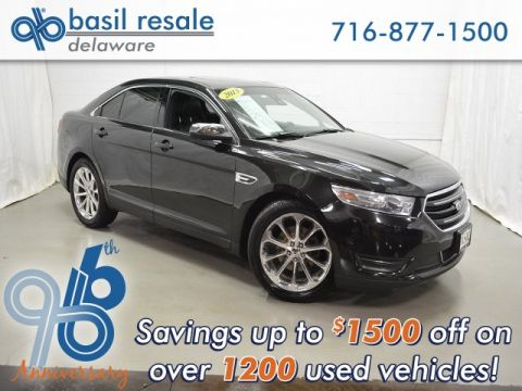 Pre-Owned 2013 Ford Taurus Limited