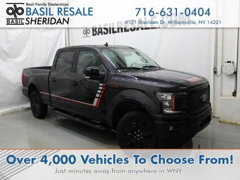 Pre-Owned 2019 Ford F-150 LARIAT SPORT