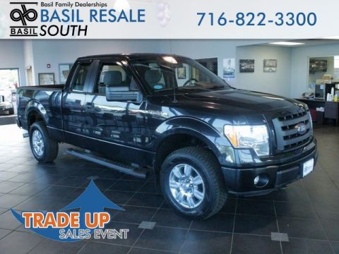 Pre-Owned 2012 Ford F-150