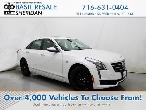 Pre-Owned 2016 Cadillac CT6 AWD