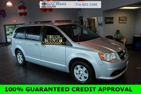 Pre-Owned 2012 Dodge Grand Caravan SE/AVP
