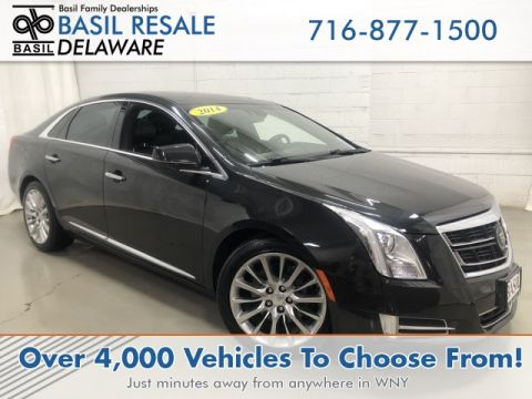 Pre-Owned 2014 Cadillac XTS Vsport Platinum