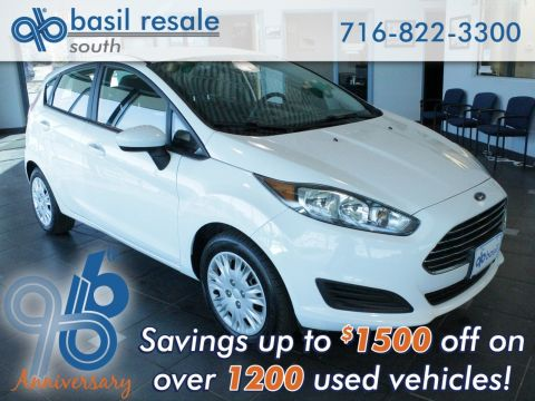 Certified Pre-Owned 2015 Ford Fiesta S
