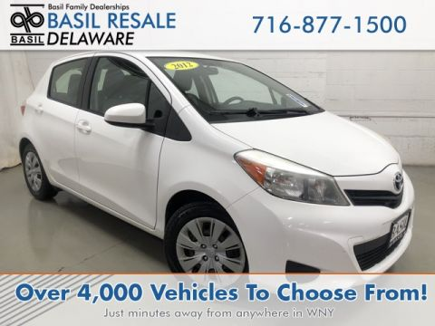 Pre-Owned 2012 Toyota Yaris L